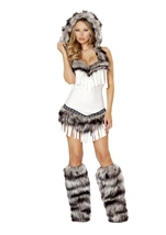 Native American Indian Women Seductress Costume
