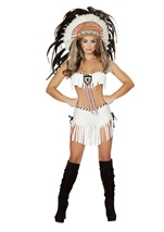 Native American Indian Women Tribal Princess Costume