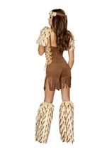Native American Indian Women Warrior Halloween Costume
