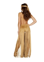 Native American Indian Women Cherokee Hottie Halloween Costume