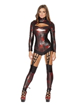 Web Spinner Superhero Woman Costume
