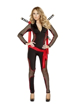 Deadly Vixen Superhero Woman Costume