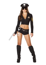 Officer Hottie Women Costume