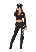 Miss Law And Order Women Police Costume