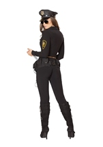 Adult Miss Law And Order Women Police Costume