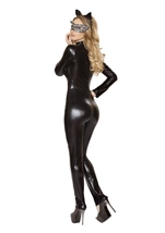 Seductive Kitty Cat Women Halloween Costume