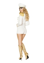 Adult Sultry Sailor Babe Women Costume