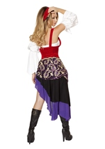 Sexy Gypsy Maiden Women Halloween Costume
