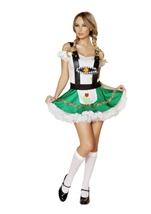 Beer Girl Hoffbrau Women Costume