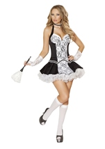 Cleaning Cutie Women Costume