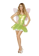 Feisty Fairy Women Costume