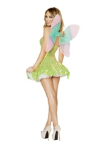 Feisty Fairy Women Halloween Costume