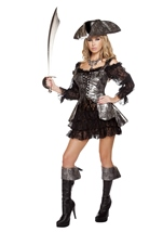 Deadly Pirate Wench Halloween Costume