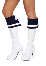 Naughty Sailor Boot Cuffs