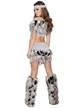 Adult Native American Indian Maiden Woman Costume