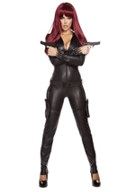 Assassin Woman Deluxe Costume
