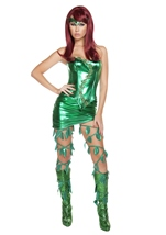 Greenthumb Ivy Mistress Woman Costume