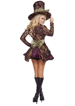 Tea Party Tease Woman Halloween Costume