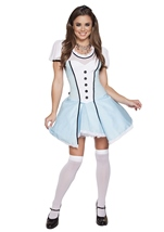 Alluring Alice Woman Costume