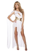 Grecian Gorgeous Goddess Woman Costume