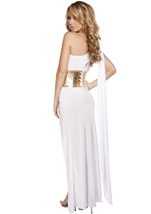 Adult Grecian Gorgeous Goddess Woman Costume