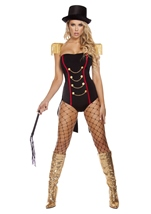 Ravishing Ringmaster Woman Costume
