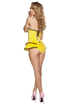 Adult Canary Cutie Woman Costume