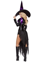 Wickedly Witchy Mistress Woman Halloween Costume