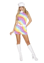 Hippie Child Woman Costume