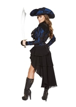 Pirate Captain Woman Halloween Costume