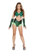 Mermaid Princess Women Costume