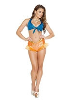 Naughty Mermaid Woman Costume