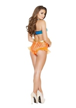 Naughty Mermaid Woman Halloween Costume