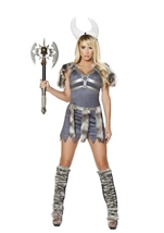 Viking Woman Costume