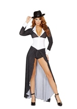 Mafia Mama Gangster Woman Halloween Costume