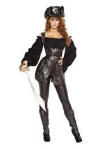Pirate Of The Night Woman Costume