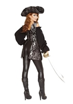 Adult Pirate Of The Night Woman Costume