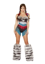 Warchief Hottie Woman Costume