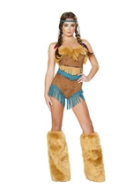 Triben Vixen Woman Costume