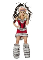 Adult Native American Babe Woman Costume