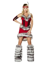 Native American Babe Woman Costume