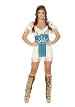 Tribal Babe Woman Costume