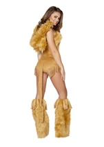 Adult Vicious Lioness Woman Costume