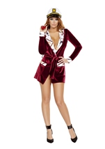 The Mansions Bachelor Woman Costume