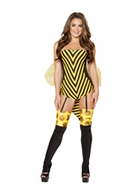 Queen Bee Woman Costume