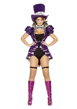 Adult As Mad As a Hatter Woman Costume