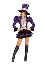 Tea Party Vixen Woman Costume
