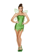Mischievous Fairy Woman Halloween Costume