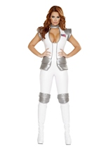 Space Bound Hottie Woman Costume