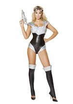 Space Cadet Woman Costume